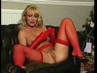Porn Tube of British Slut Louise Hodges Plays With A Sextoy