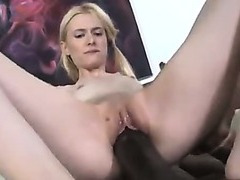 Big Black Dick FUCK Skinny White TEEN - NV