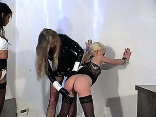 Porno Video of Mistress And Her Slaves