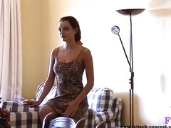 Fetisch-Concept.com presents:threatening Anastasias Erotic Day
