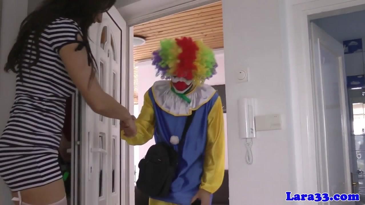 Clip clown sex that