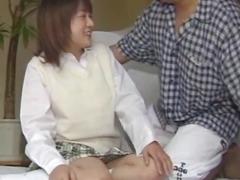Arousing sweetie Aizawa Satomi needs raucous sex toying to satisfy her needs