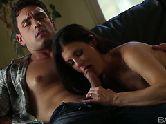 Fleshly sex with pretty mother I'd like to fuck India Summer