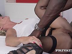 Intimate – Marina Beaulieu – mother I'd like to fuck Marina Beaulieu Stars in her 1st interracial