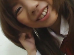 Hot chick Misa Kurita is all smiles in advance of that babe acquires a pleasurable penetration