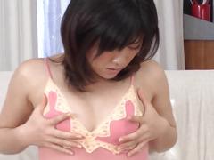 Consummate Japanese toy porn starring Kyoka Mizusawa