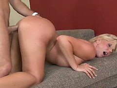 Mother I'd Like To Fuck with fucking hawt booty Karen Fisher is drilled in different poses