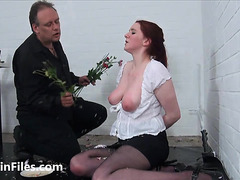 Way-Out Thrashing And Ribald Humiliation Of Enslaved Isabel Dean In Degrading Domination And Painfully Punished Sadomasochism Of Crying Masochist Bitch