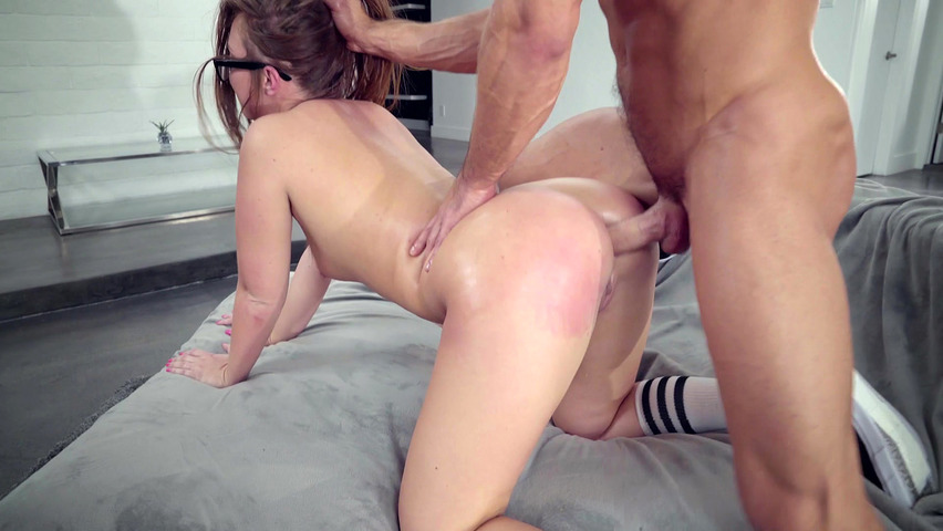 remarkable busty latina roxy ryder gets fucked hard and jizzed on interesting question Certainly. was