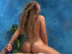 Massage angel Callie taking facial ejaculation threatening-threatening HD Porn