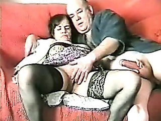 Porno Video of Amateur Flick Of Older Couple!! She Is A Bit Kinky,