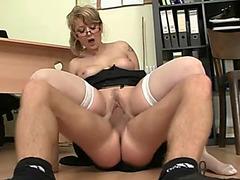 Granny Wager Porn Movie Scenes