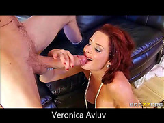 Vídeos porno HD de Large Scoops Mother I'd Like To Fuck facial compilation 11