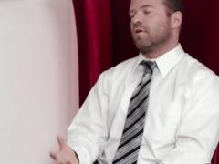 Mormon hunk receives spanked