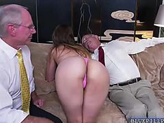 Breasty college honey Ivy Rose undresses and got drilled