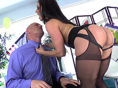 Hardcore Pegging Act With Christian XXX And Kendra Craving