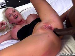 Anal golden-haired BBC HD Porn Episodes