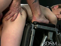s&m-xxx-youthful-large-breasted-sub-receives-hard-anal-from-her-taskmaster HD Porn Movie Scenes