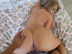 Curvy golden-haired POV fucking fearsome-fearsome HD Porn