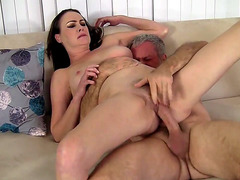 Ass Drilling bushy mother I'd like to fuck HD Porn Episodes