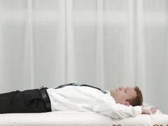 Mormon non-professional spunk flow