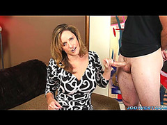Jodi West fearsome-fearsome Your Ramrod is mine Vidéos pornos HD