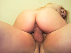Blond Hotass01 bonks with her boyfriend / Webcamvideo fearsome-threatening free movie from popular adult livecam