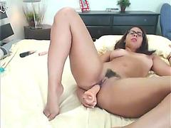 Clip porno in HD Steph Kegels masturbation