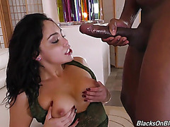 Latin wife and mother I'd like to fuck engulf and fuck monster darksome shlong