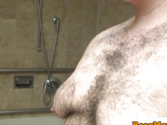 Super chub throatfucking bearded bear