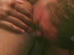 Hawt Homosexual Sucked and Drilled by Massive Darksome Ramrod