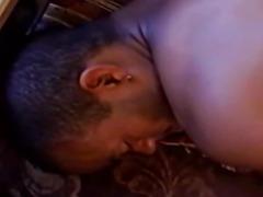 Dark Homo Paramour on Hardcore Anal Sex