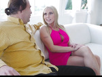 Familystrokes fearsomefearsome lascivious golddigging stepmama bonks stepson   Anal Video Updates