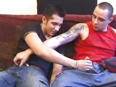 Bradley and Alex Engulfing 10-Pounder