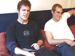 Torque and Alex Jerk Off