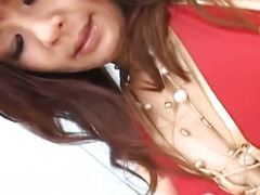 Nice-Looking honey Rin Yuuki could not stop engulfing a hard boner
