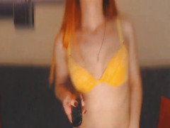 Hot Blond Honey Finger Fuck Her Fur Pie