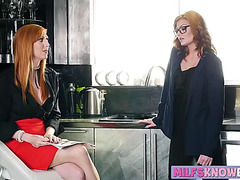 Lesbos jessica rex and lauren phillips have a fun licking muff