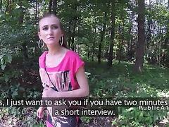 Ukranian dilettante bangs public agent