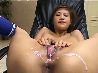 Porno Video of Japan Pussy Bukake