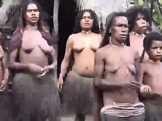 Porn Tube of African Women With Small Empty Saggy Tits