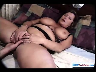 Porn Tube of Exotic Mature Bbw