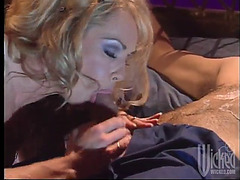 Coarse vehement sex with the breasty golden-haired shayla la veaux