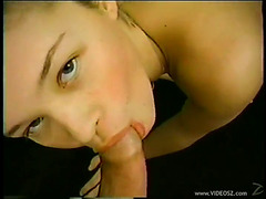 Pov sex with the nasty blond christine juvenile