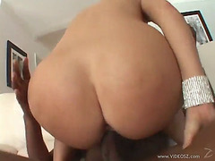 Coarse interracial sex with the horny golden-haired breeana noel