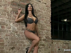 Wild fmm anal 3some with anissa kate