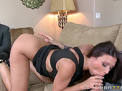 Rachel starr making her spouse to see her acquire face-screwed and licked