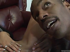 Interracial loving with the excited kimberly kendall