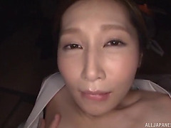 Excellent lovemaking session with an delicious japanese woman