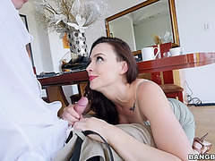 Mother I'd Like To Fuck chanel preston sucks daughter's boyfriend ramrod